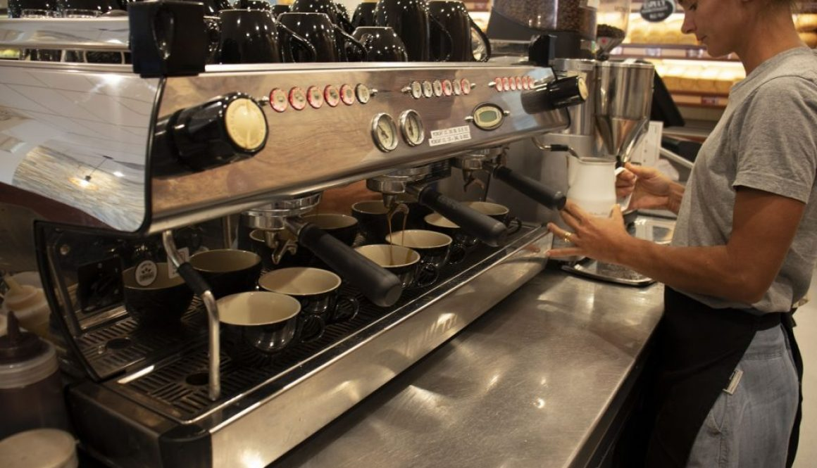 Coffee Making, Blog