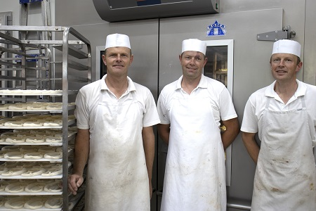 Lobethal Bakery, Our Story, 3 Brothers