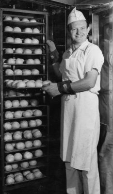 Lobethal Bakery, Our Story, Helmut Trinkle